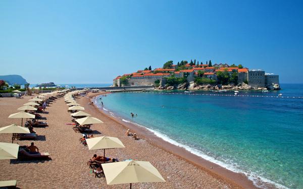 Черногория, пляж